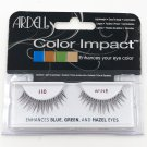 Ardell Color Impact 110 Wine Faux Eye Lashes