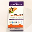New Chapter Every Man's One Daily Multi-Vitamin Tablets 48 CT