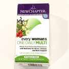 New Chapter Every Woman's One Daily Multi-Vitamin Tablets 48 Ct
