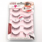 Kiss Ever EZ Lashes Multipack 03 Black