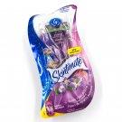 Skintimate Exotic Violet Blooms Disposable Razors 4 Ct
