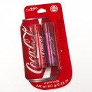 Coca-Cola Lip Smacker 2-Pack