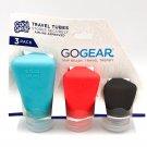 Cool Gear Go Gear Travel Tubes 3 CT
