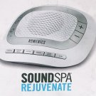 Homedics Sound Spa Rejuvenate Sound Machine