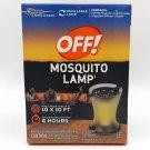 OFF! Mosquito Lamp Repellent Diffuser