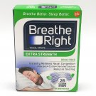 Breathe Right Nasal Strips Extra Strength 26 Ct