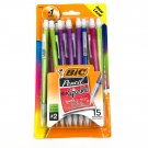 BIC Xtra Sparkle 0.7mm Medium Point #2 Mechanical Pencils