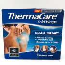 ThermaCare Cold Wraps Muscle Therapy