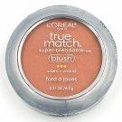 Loreal Paris True Match Super-Blendable Blush W3-4 Barely Blushing