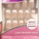 Nailene French Finish Long Wearing Nail Kit 71079 Medium