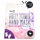 Oh K! Intense Moisturizing Violet Flower Hand Mask