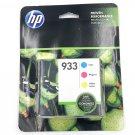 HP 933 OEM Ink Cartridge Color