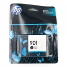 HP 901 OEM Black Ink Cartridge