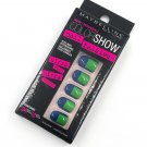Maybelline ColorShow Nail Falsies 60 Block Party Press-On Nails