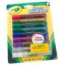 Crayola Glitter Glue in Fiery Flecks