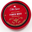 Old Spice Fiber Wax for Hair Styling Flexible Hold Low Shine