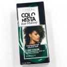 Loreal Colorista Hair Makeup 1-Day Hair Color #Green70