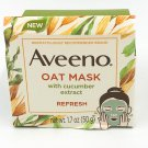 Aveeno Refresh Oat Mask with Cucumber Extract 1.7 oz