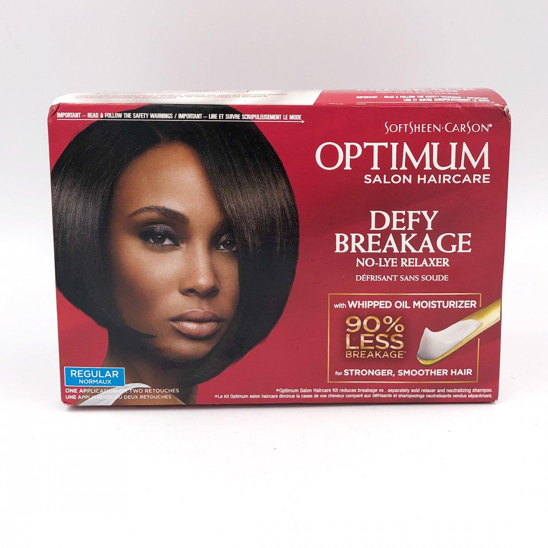 SoftSheen-Carson Optimum Salon Haircare No-Lye Relaxer