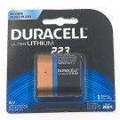 Duracell 223 Ultra Photo Battery 6 Volt