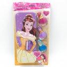 Disney Princess Belle 5-Piece Nail Set
