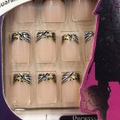Nailene Couture Designer Nails Kit 71165 Animal Print