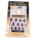 LA COLORS Designer Nail Excellency 33-pc Fake Nails & Art Kit