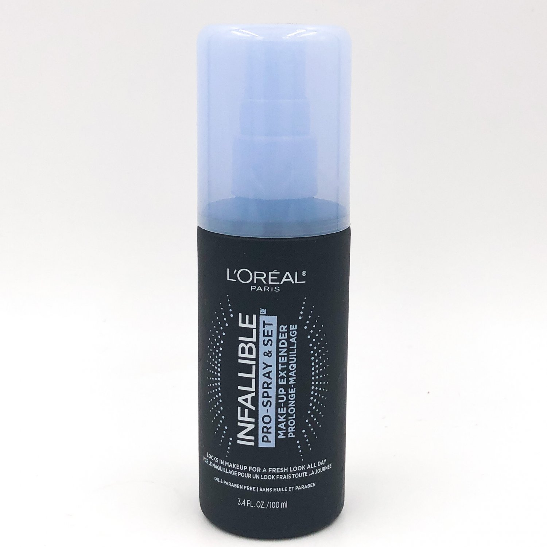 Loreal Infallible Pro-Spray & Set Makeup Extender