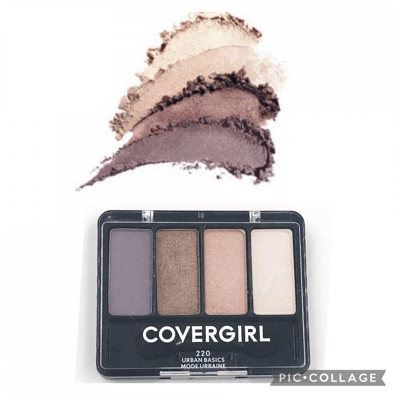 CoverGirl Eye Enhancers 220 Urban Basics Eyeshadow Palette