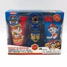 Paw Patrol 4-Pc Soap & Scrub Kids Bath Set