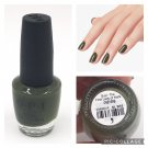 OPI Nail Lacquer Suzi- The First Lady of Nails Olive Polish