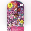 Disney Junior Minnie Mouse Reusable Puffy Stickers Dress & Play