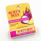 Burt's Bees Lip Balm Dragonfruit Lemon Burts Bees
