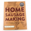 Home Sausage Making Paperback Book 3rd Edition