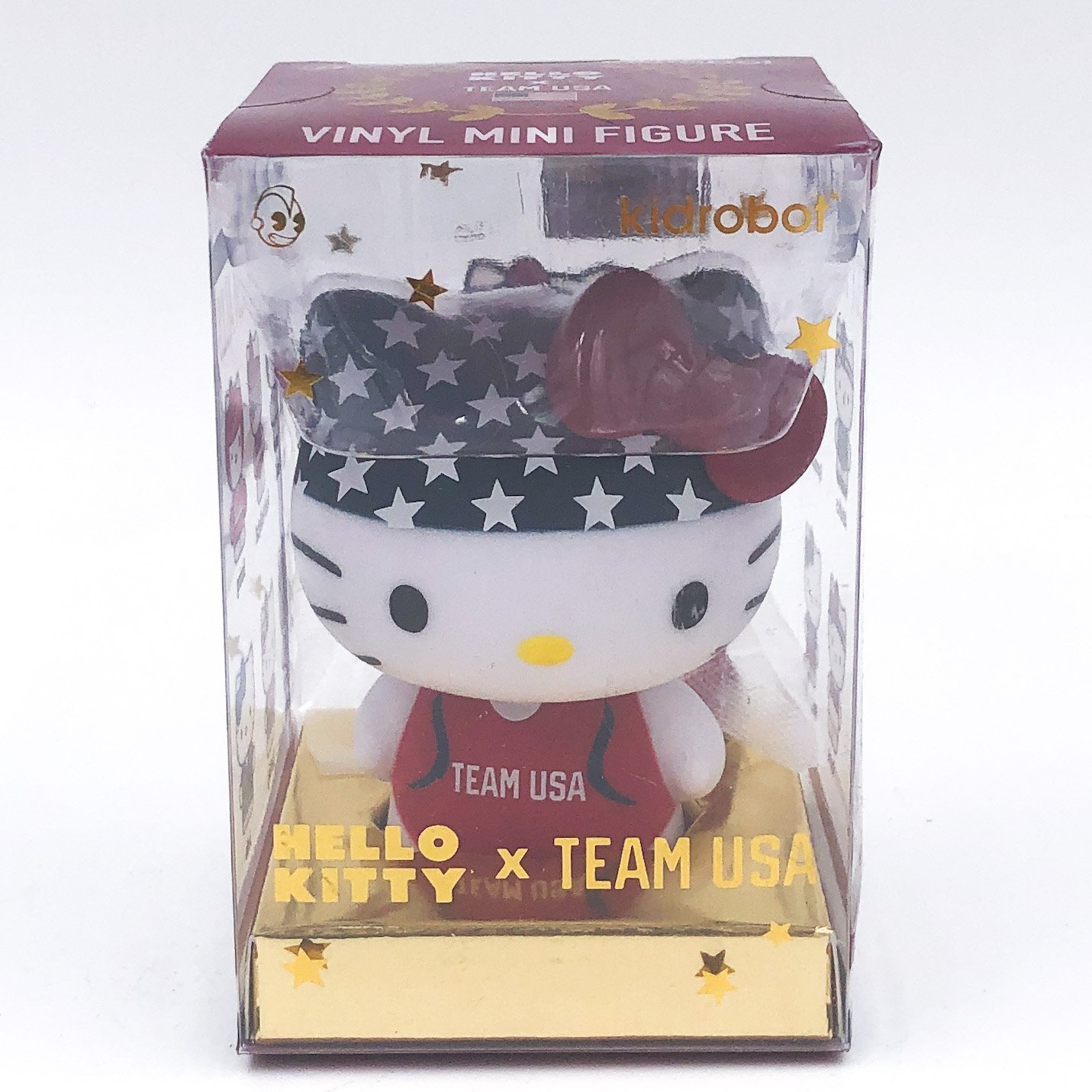 Hello Kitty x Team USA Swimming Vinyl Mini Figure Kidrobot
