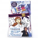 Frozen II Color N Style Purse Activity Disney