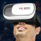 VR-Box II Enhanced Virtual Reality Augmented 3D Glasses with Bluetooth Remote Controller