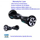 Smart Self Balancing Hoverboard Electric Unicycle Scooter, 2 wheels