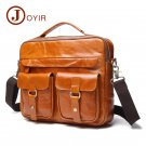 Oil Wax Vintage Style Shoulder Messenger Bag