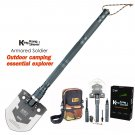 Multi-functional Folding Military Tactical Survival Emergency Utility Trenching Shovel