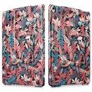 Xoomz iPad Pro 10.5 2017 PU Leather Kickstand Auto Wake/ Sleep Tri-fold Folio Flip Case red