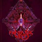 Fantastic FestFilm Festival Texas 24x18 Print POSTER
