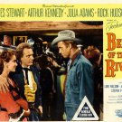 Bend Of The River Movie James Stewart Retro 24x18 Print Poster