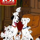 One Hundred And One Dalmatians Walt Disney 24x18 Print Poster