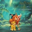 The Lion King Timon And Pumbaa Disney Art 24x18 Print Poster