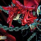 Spawn Comic Book Hero Art 24x18 Print Poster