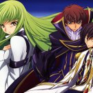 Code Geass Lelouch Of The Rebellion 24x18 Print Poster