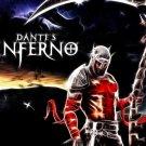 Dante S Inferno Video Game Art 24x18 Print Poster