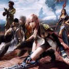 Final Fantasy XIII Video Game CG Art 24x18 Print Poster