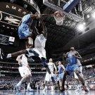 Kevin Durant Dunk Oklahoma City Thunder NBA 24x18 Print Poster